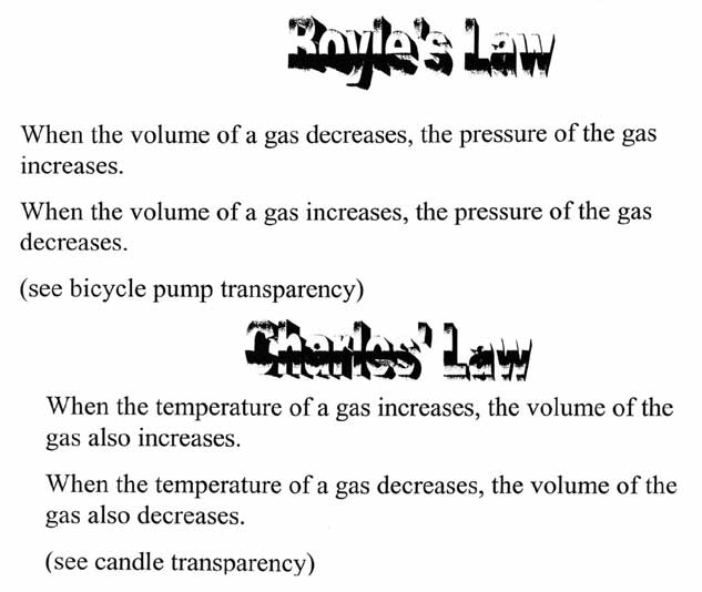 Chemistry – Charles Law Worksheet Answers