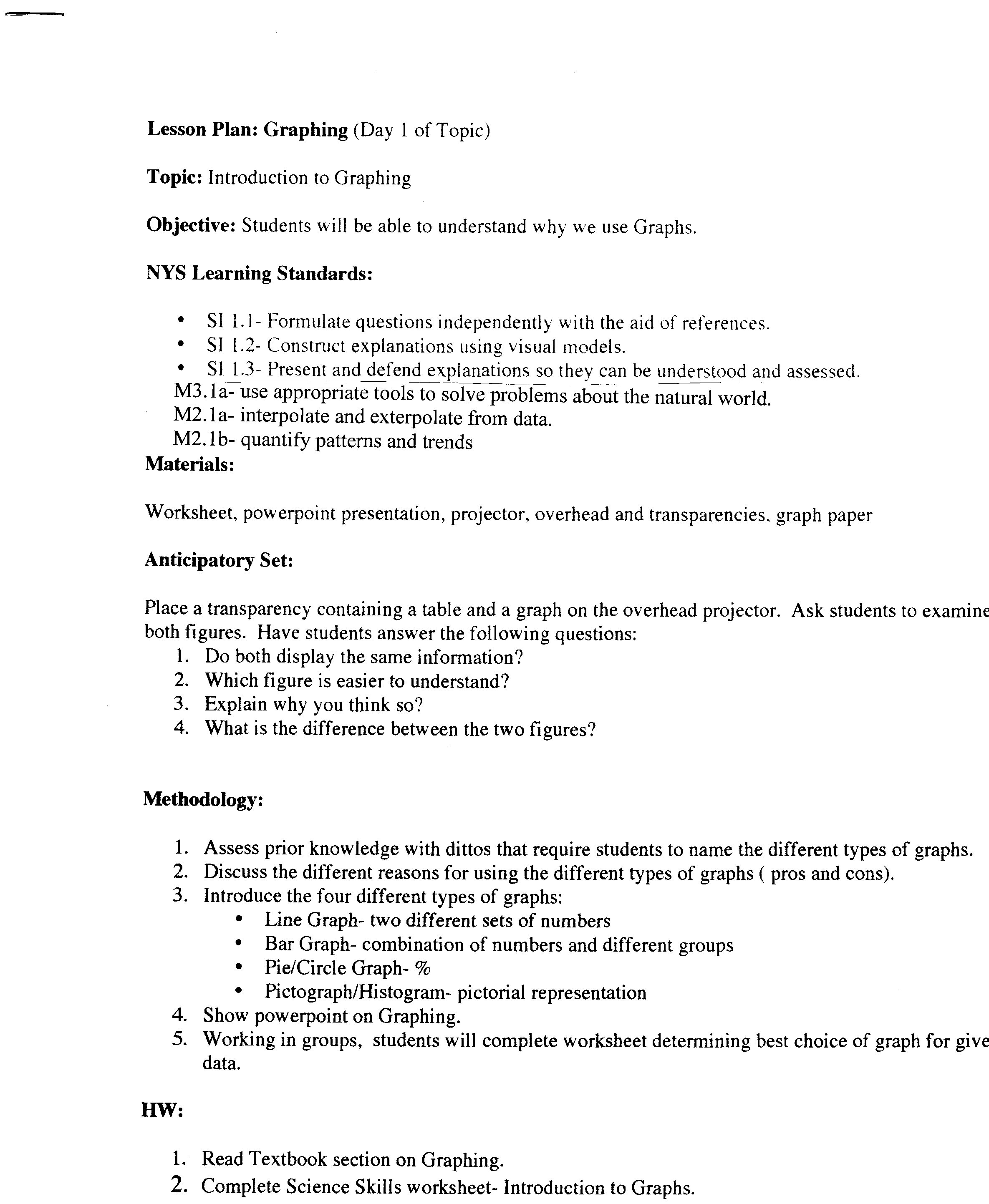 Science Skills – Microscope Lab Worksheet